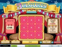 Play 3 Clowns Scratch now!