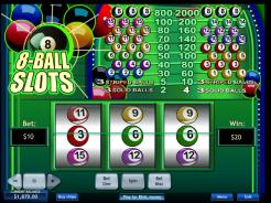 Play 8 Ball Slots now!