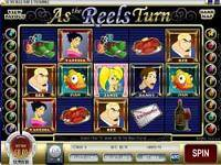 Play As The Reels Turn Slots now!