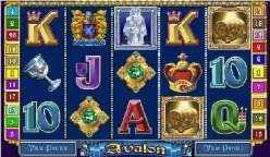 Play Avalon Slots now!