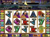 Play Aztec's Treasure Slots now