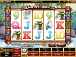 Play Bearly Fishing Slots now!