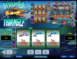 Play Bermuda Triangle Slots now!
