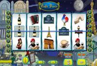 Play Now Cafe Paris Slots!