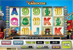 Play Cash Caboose Slots now!