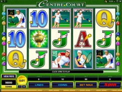 Play Centre Court Slots now!