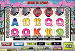 Play Cherry Blossoms Slots now!