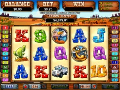 Play Coyote Cash Slots now!