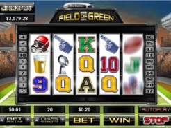 Play Field of Green Slots now!