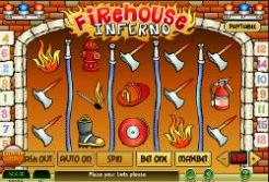 Play Firehouse Inferno Slots now!