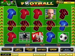 Play Football Rules Slots now!