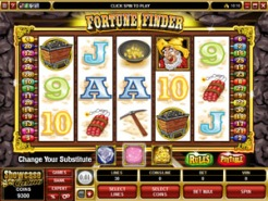 Play Fortune Finder Slots now!