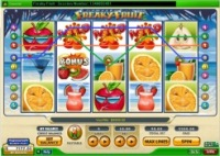 Play Freaky Fruit Slots now!