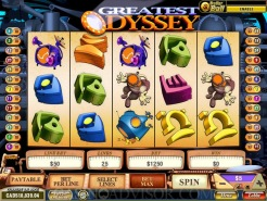 Play Greatest Odyssey Slots now!