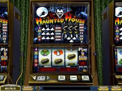 Play Haunted House Slots now!