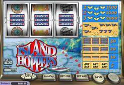 Play Island Hoppers Slots now!