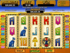 Play Cleopatra's Gold Slots now!