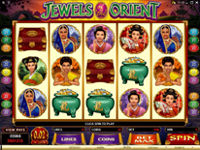 Play Jewels of the Orient Slots now!