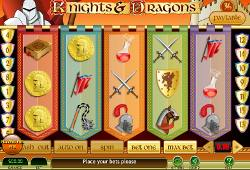 Play Knights And Dragons Slots now!