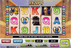Play Last King of Egypt Slots now!
