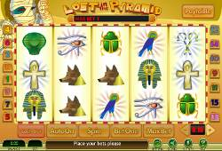 Play Lost In The Pyramid Slots now!