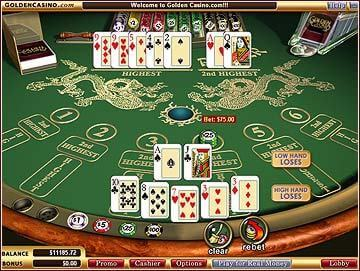 Play Pai Gow Poker now!
