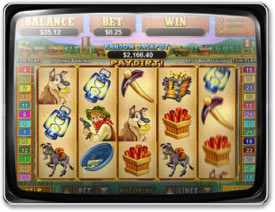 Play PayDirt Slots now!