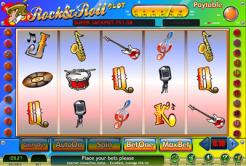 Play Rock And Roll Slots now!