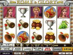 Rome And Glory Slots