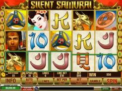 Play Silent Samurai Slots now!