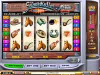 Play Silver Bullet Slots now!
