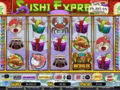 Play Sushi Express Slots now!