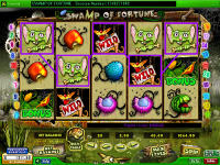 Play Swamp of Fortune Slots now!
