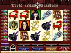 Play The Osbournes Slots now!