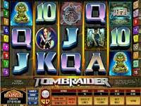 Play Tomb Raider Slots now!
