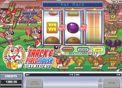 Play Track & Field Mouse Slots now!