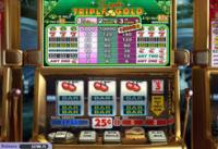 Play Triple Triple Gold Slots now!