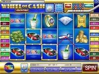 Play  Wheel of Cash Slots now!