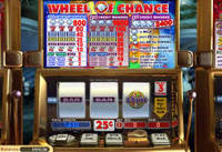 Play 3 Reel Wheel of Chance Slots now!