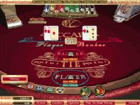 Play Baccarat now!