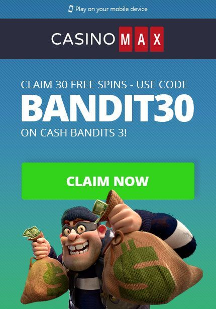Casino Max Opens with 300% Bonus & Big Slots Jackpots