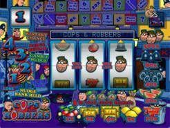 Play Cops And Robbers Slot now!