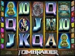 The Tomb Raider slots