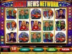 Lucky News Network Slots