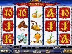From Russia With Love Slots