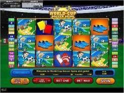 World Cup Soccer Spins Slots