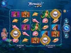 Mermaid's Pearls Slots