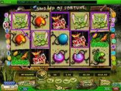 Swamp of Fortune Slots